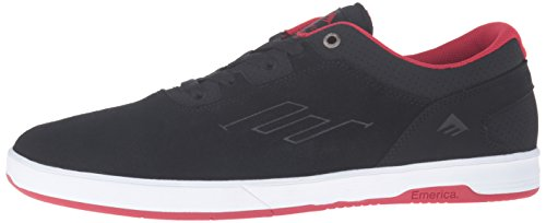 EMERICA Skateboard Shoes WESTGATE CC BLACK/RED