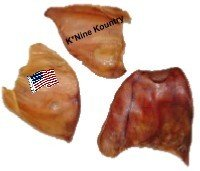 Smoked Pig Ears - Case/100