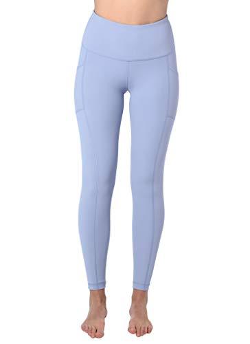 90 Degree By Reflex High Waist Tummy Control Interlink Squat Proof Ankle Length Leggings 15