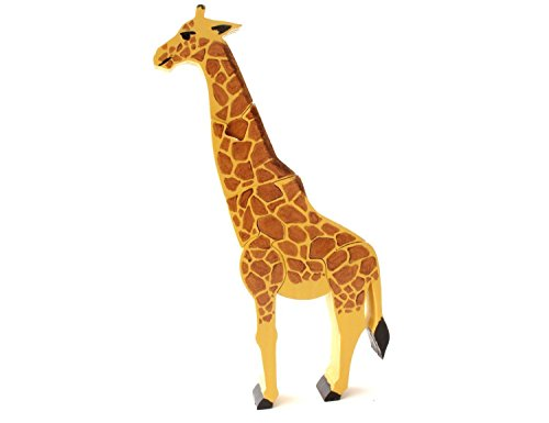Giraffe Puzzle and Children's Room -