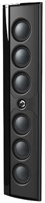 Definitive Technology XTR-50 Ultra Thin - On-Wall LCR Speaker - Black