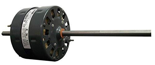 1/3 HP 115 Volt 1625 RPM 2-Speed Coleman RV Air Conditioner Motor Fasco # D1092 1625 Rpm Double Shaft