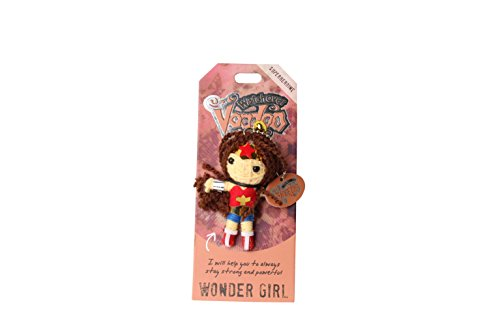 Watchover Voodoo Wonder Girl Toy (Voodoo Toy Doll)