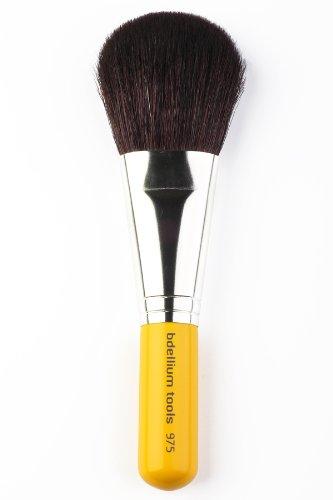 Bdellium Outillage Professionnel antibactérien brosse de maquillage Travel Line - poudre mélangée 975