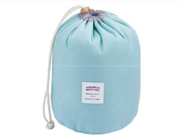 mermaid-barrel-shaped-travel-cosmetic-bag-nylon-high-capacity-drawstring-elegant-drum-wash-bags-make