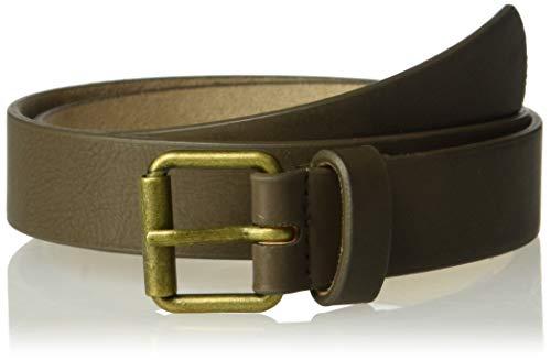 Carter's Toddler Boys Brown Adjustable Faux Leather Belt, 3-5 yr.