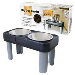 Our Pets Big Dog Feeder 16-Inch, My Pet Supplies