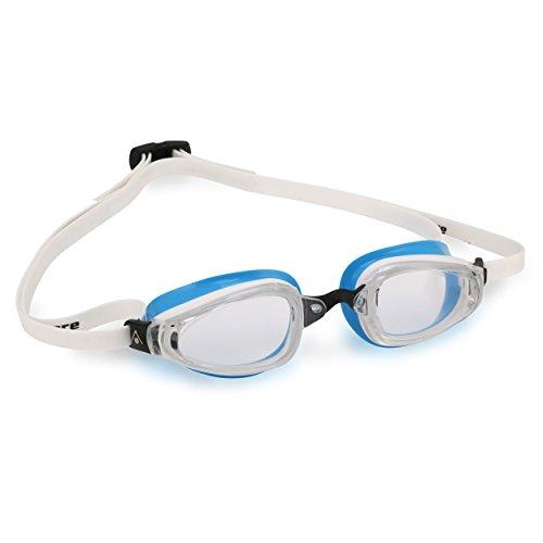 MP Michael Phelps Swim Goggles Women's K180 Mirrored, Made in ()