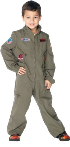 Top Gun Boys Flight Suit Child Costume - - Ideas Top Gun Costume