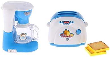 perfeclan Juguete De Plástico para Niños De Electrodomésticos para ...