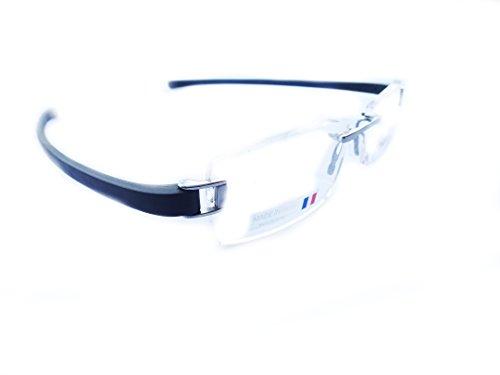 Tag Heuer 7102 Blue Gray Ruthenium Eyeglasses