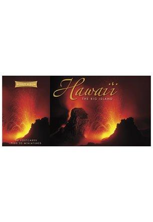 Album Heritage (Hawaiian Postcards Bonus Album 20 Postcards & 20 Miniatures Hawai'i The Big Island)