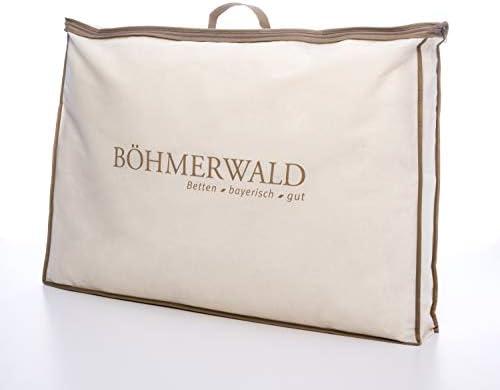 Böhmerwald Edition Couette en Soie Sauvage Blanc 135 x 200 cm