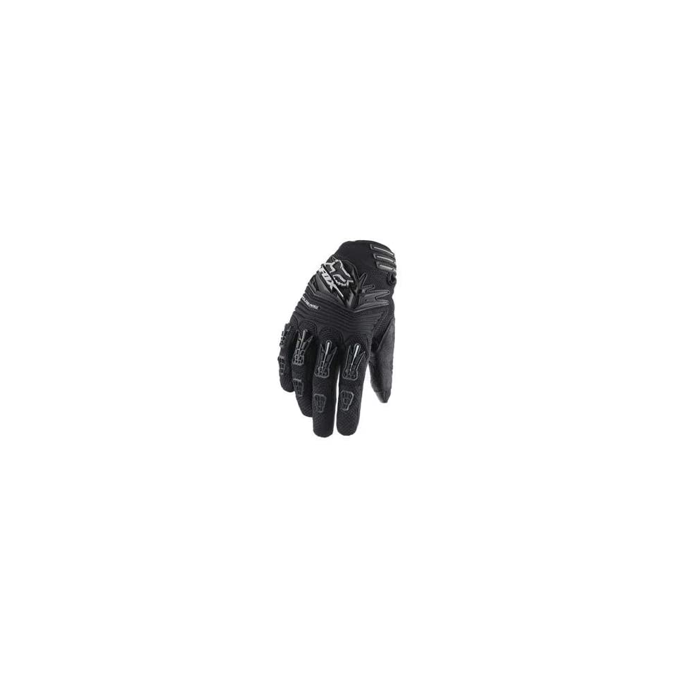 Fox Racing Polarpaw Gloves   2011   Large/Black