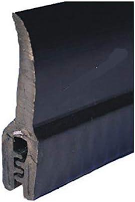 eutras Junta Perfil ksd2152Puerta goma para maletero Junta–Rango de sujeción 0,5–2,0mm–Negro–3M