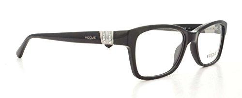 Vogue VO2765B Eyeglass Frames W44-5316 - Black VO2765B-W44-53