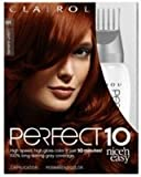 Clairol Nice 'N Easy Perfect 10 Permanent Haircolor Light Auburn #6R by Clairol