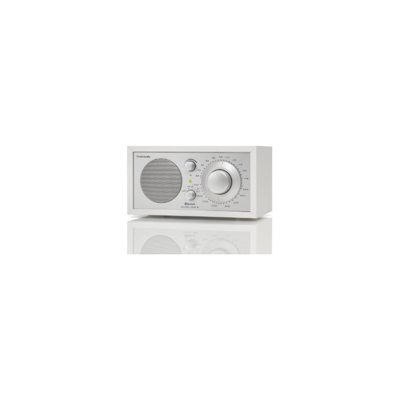 Tivoli Audio M1BTWHT Model One BT- Bluet