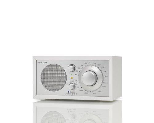 Tivoli Audio M1BTWHT Bluetooth Silver