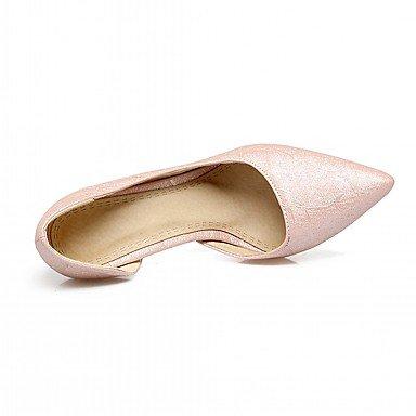 pwne Las Mujeres Sandalias De Verano Caen Club Zapatos Zapatos Formales Comfort Novedad Oficina Exterior De Piel Sintética Pu &Amp; Parte De Carrera US3.5 / EU35 / UK2.5Big Kids