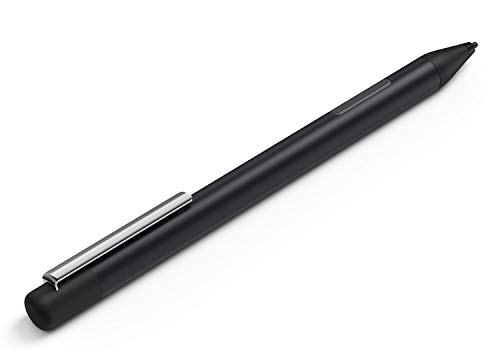 Digital Pen Active Stylus for HP Envy 17-ae, x2 12-e0 12-g0, x360 13-ag0 13z-ag0; HP Spectre x2 12-c0xx, Spectre x360 13-ac0xx 15-bl0xx; HP Pavilion x360 11m-ad0 14-cd0 15-br0, X2 10-j0xx (Black)