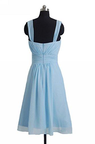 Chiffon DaisyFormals Cheap 18 Elegant Dress BM10298 Wedding Dress Rose dusty Party qOqr5