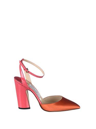 Jimmy Choo Zapatos de Vestir Para Mujer Naranja Naranja It - Marke Größe