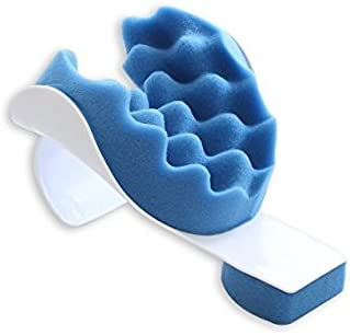 Stiff Neck and Shoulder Pain Relief Support Pillow and Relaxation Device