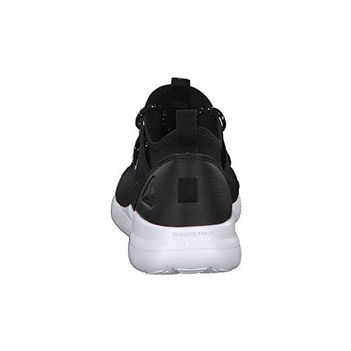 Cardio para Motion Met Black Mujer Zapatillas 000 de White Silver Multicolor Deporte Reebok 1xdwqX1P