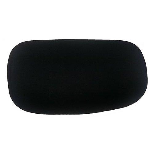 "Amazon.com: Cushie Pillows Navy Blue 7"" x 12"" Microbead"