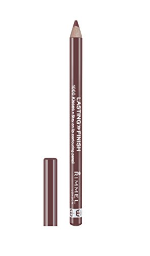 Rimmel 1000 Kisses Lip Liner, Cappuccino, 0.04 Ounce