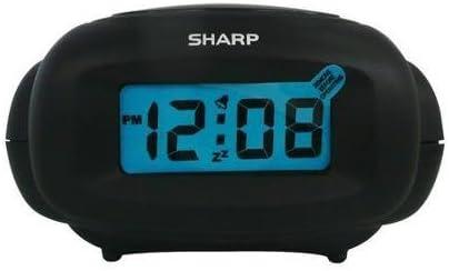 Sharp digital alarm clock spc431a