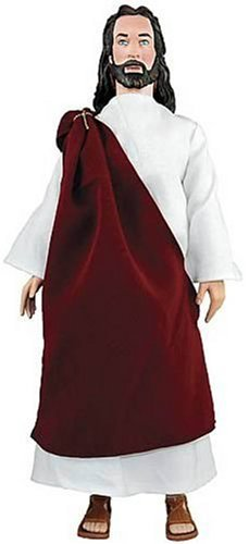 Jesus Christ Talking Action Figure
