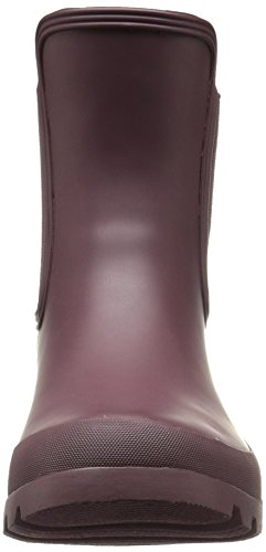 Wine Xia Nine West Boot Women's Patent FRRX7Enq