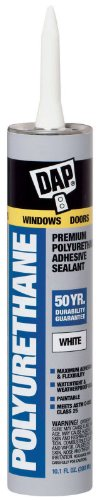 Dap 18810 White Door Window & Siding Sealant by DAP