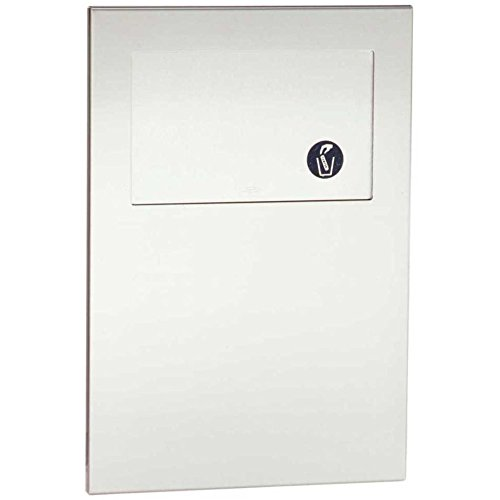 Bobrick - B-35303 - TrimlineSeries Recessed Napkin Disposal Unit by Bobrick (Image #1)
