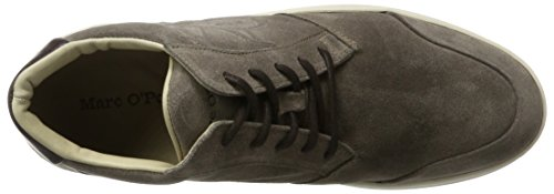 Hautes Marron Taupe Homme O'Polo Sneaker Marc 70824093502305 Baskets 4YIqcf