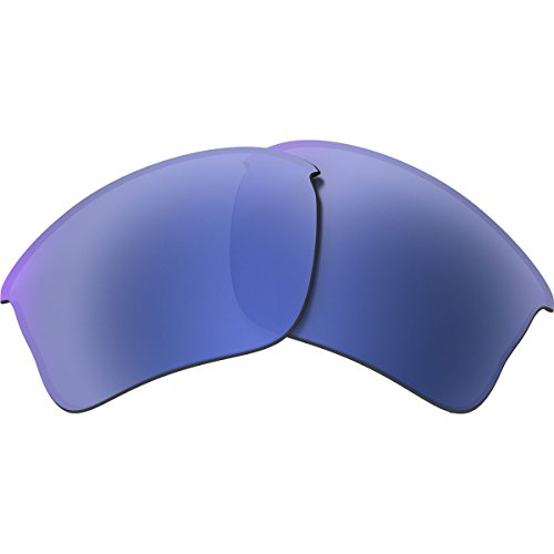 Oakley Flak Jacket XLJ Replacement Lens Sunglass Accessories - Ice Iridium / One - Work Sunglasses Oakley