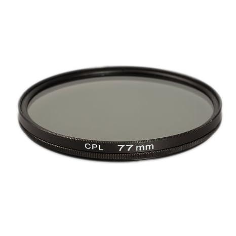 1a33c71ea405f4 ARES photo CPL Filtre polarisant pour filetage de filtre 77 mm filtre  polarisant circulaire filtre pour