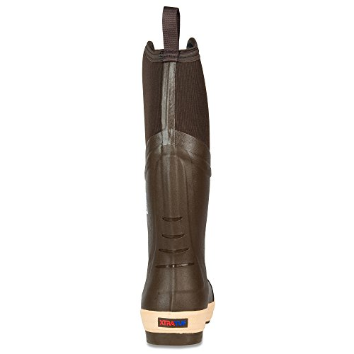 XTRATUF Elite Series 15'' Neoprene Insulated Men's Fishing Boots, Chocolate & Tan , 13 , (22613) by Xtratuf (Image #2)