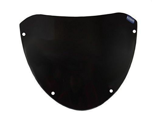 T1 schwarz HMParts Pocket//Rocket//Bike//Mini Moto Windschild NEU