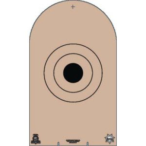 NRA A-25 OFFICIAL 100 YARD SMALL BORE RIFLE TARGET 100 (100 Yard Small Bore Rifle)