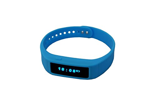 iVIEW Fitness Tracker for Android/iOS - Blue