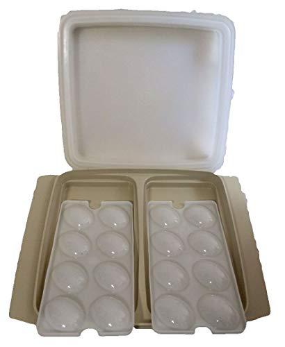 Vintage Tupperware Deviled Egg Taker Container (4 ()