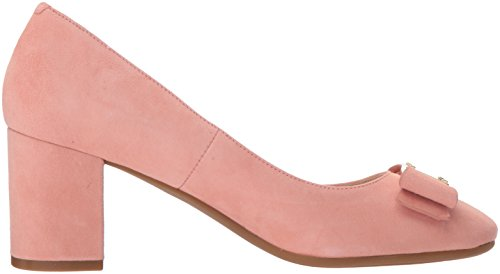 Suede Bow Almond Haan Women's Tali Cole Coral Pumps q10Pxn