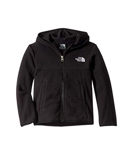 The North Face Boys' Glacier Full Zip Jacket, TNF Black, Large (Face Boys Jacket North)