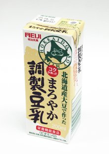 Meiji (meiji) 200mlx18 this mellow adjusted soy milk by Meiji