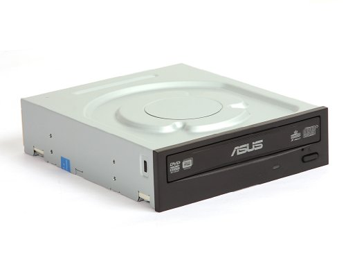 Asus 24x DVD-RW Serial-ATA Internal OEM Optical Drive DRW-24B1ST Black(user guide is included) by Asus (Image #2)