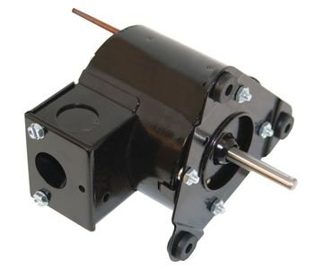 - HVAC Motor, 1/25 HP, 1550 rpm, 115V, 3.3