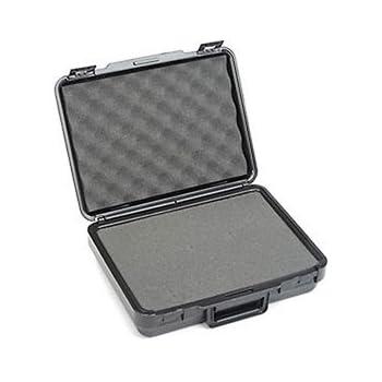 Black Plastic Protective Storage Cases with Pinch Tear Foam 13-1/2 x10  sc 1 st  Amazon.com & Black Plastic Protective Storage Cases with Pinch Tear Foam 13-1/2 ...
